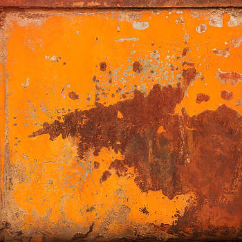 Art Block Collections - Rusty Orange
