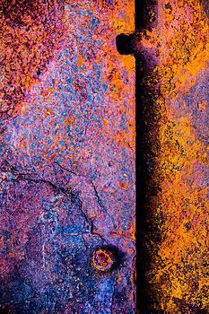 Hakon Soreide - Rusty Sheets of Steel