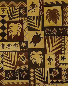 DK Nagano - Rusty Tapa Design