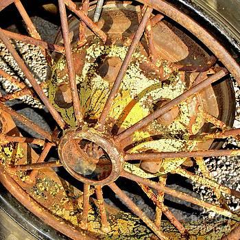 Marilyn Smith - Rusty Wheel