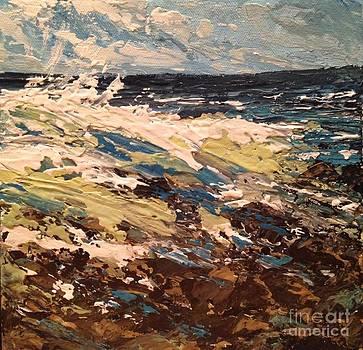 Rye on the Rocks by Beverly Belanger