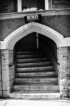Danny Hooks - Ryman Auditorium Back Door