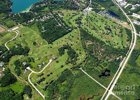 Bill Lang - Q-005 Quit Qui Oc Golf Course Elkhart Lake Wisconsin