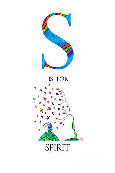 S is for Spirit by Emily Lupita Studio