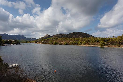 Sa Curcurica pond by Paul Indigo