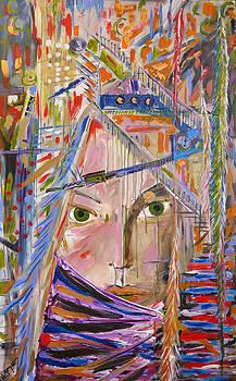 Sacagawea by Nancy Hilliard Joyce