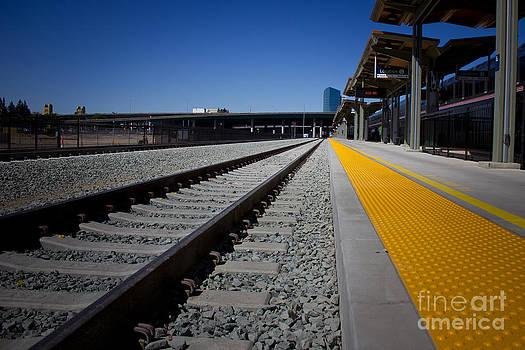 Sacramento Station by Mathew Tonkin Henwood