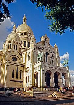 Dennis Cox - Sacre Coeur Basilica