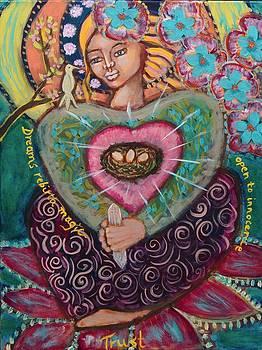 Sacred Dreamer by Havi Mandell