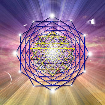 Endre Balogh - Sacred Geometry 1