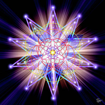 Endre Balogh - Sacred Geometry 27