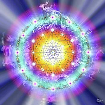 Endre Balogh - Sacred Geometry 28