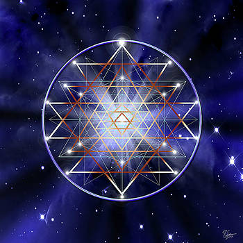 Endre Balogh - Sacred Geometry 32