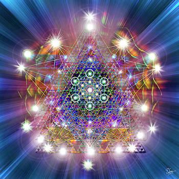 Endre Balogh - Sacred Geometry 38