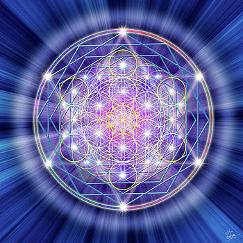 Endre Balogh - Sacred Geometry 46