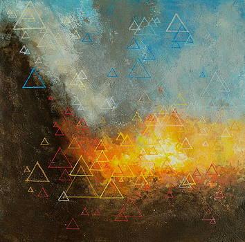 Sacred Geometry by Jenn Wertz