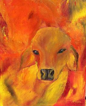 Sacred Saffron by Neena Alapatt