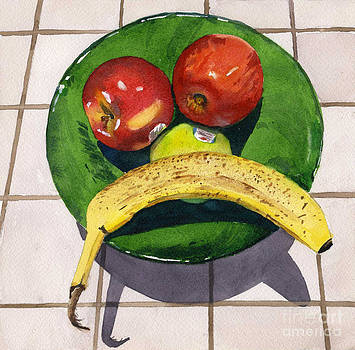 Sad Fruit by Hollis Machala