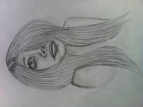 Sad girl by Felicia Tyler
