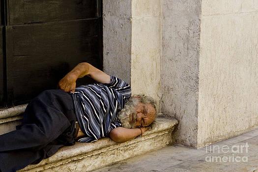 Sad Nap by Victoria Herrera