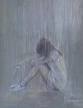 Sad Rain by Jovica Kostic