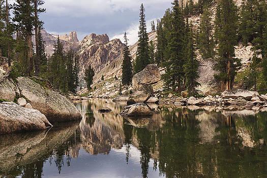 Saddleback Lake by D Scott Clark