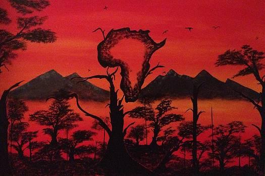 Safari  by Onana Malik-Silverio