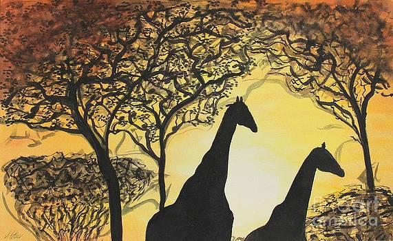 Safari by Shannan Peters