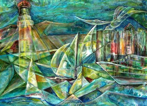 Safe Harbor by Katey Sandy