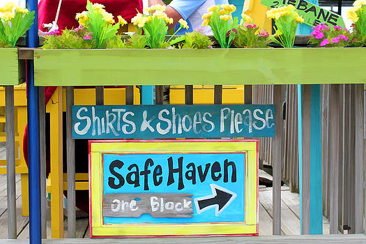 Safe Haven This Way by Don Margulis