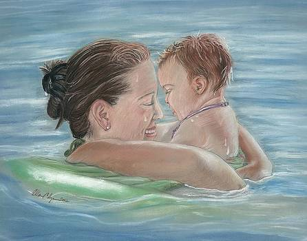 Safe in my arms by Ellen Lyner