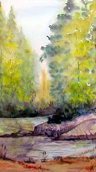 Susan Duxter - Sage Trees