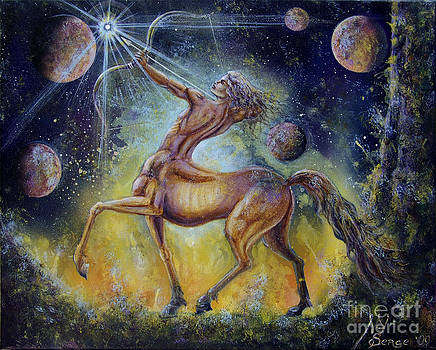 Sagittarius by Serge M