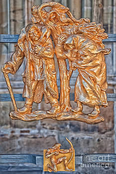 Ian Monk - Sagittarius Zodiac Sign - St Vitus Cathedral - Prague