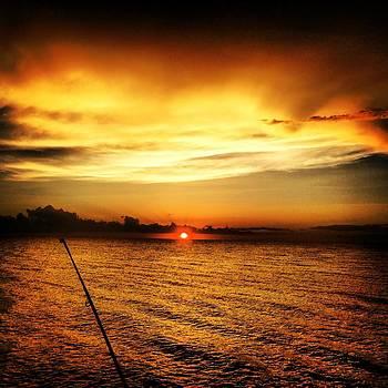 Sahara Sunset by Justine Prato