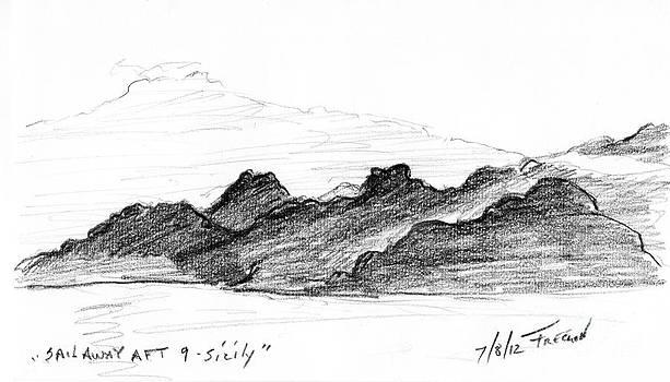 Valerie Freeman - Sail away aft 9 Sicily