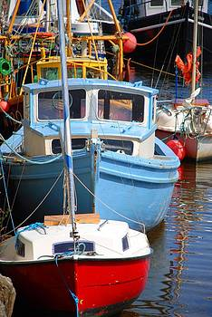 Charlie and Norma Brock - Sail Away