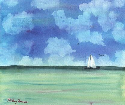 Sail Away by Mickey Krause