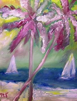 Patricia Taylor - Sail Away on a Windy Day