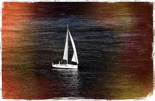 Laura Carter - Sail Boat - Photograph Fine Art Print