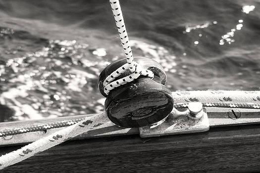 TONY GRIDER - Sail Boat Rigging