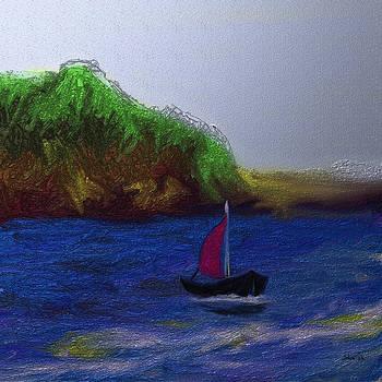 Shesh Tantry - Sail Boat