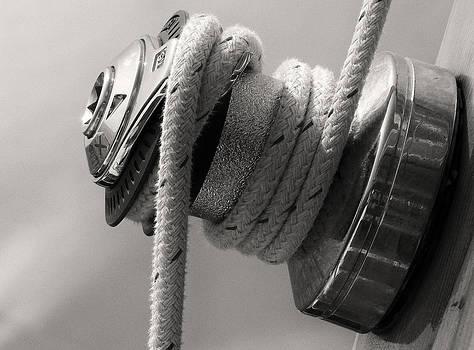 TONY GRIDER - Sail Boat Winch