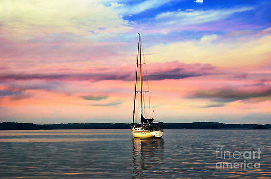 Linda Rae Cuthbertson - Sail Into The Sunset With Me