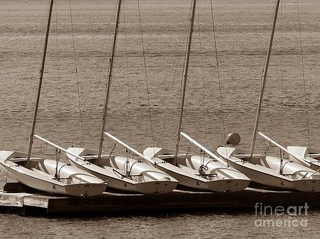 Christine Stack - Sail Maine Sailboats