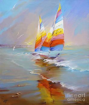 Sail by Roman Romanov