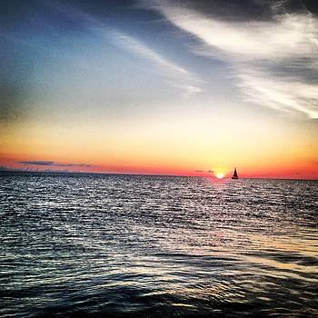 Sail The Sun by Justine Prato