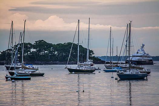 Sailboat Hangout by Jason Brow