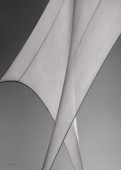 Sailcloth Abstract Number 3 by Bob Orsillo
