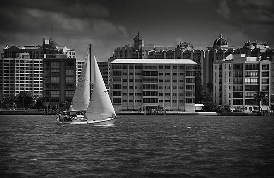 Mario Celzner - Sailing Away